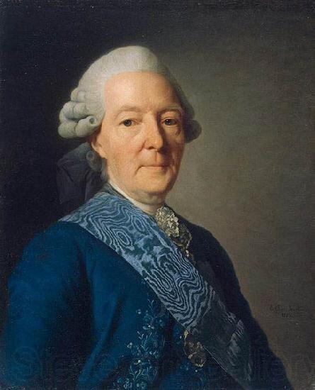Alexander Roslin Ivan Betskoy Portrait Catherine The Great 18th Century Costume