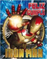 Encontrá todo para tu fiesta con tu personaje preferido en www.PartyTimeStore.com.ar   #IronMan