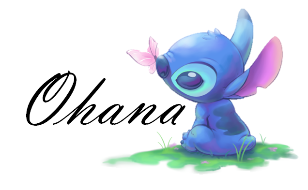 Ohana Means Family. And Family Means No One Gets Left