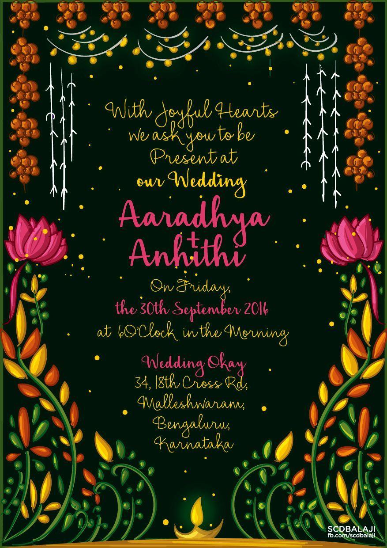 8 Top Image Kerala Wedding Card Background Template Indian Wedding Invitations Hindu Wedding Invitations Indian Wedding Invitation Cards