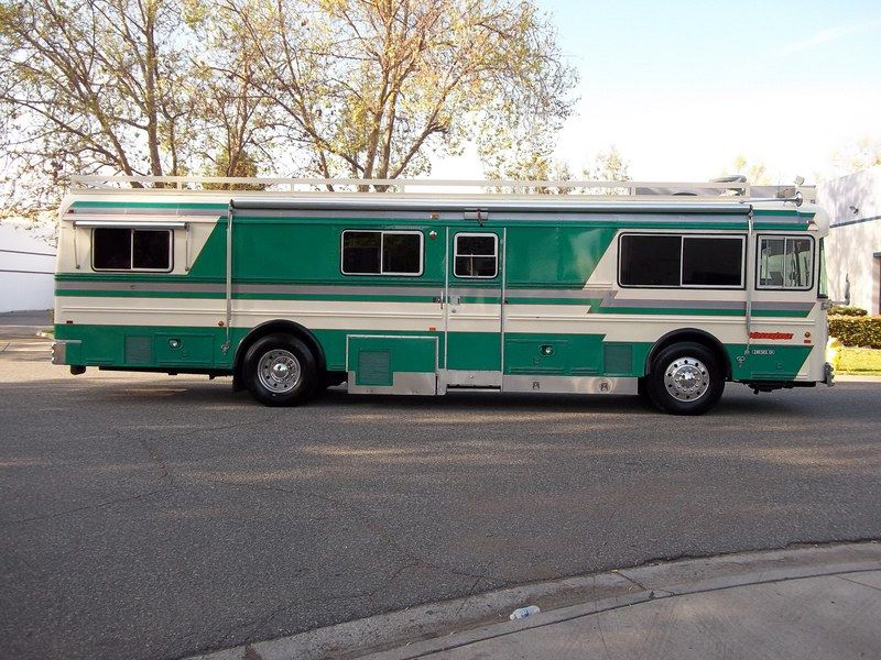 1982 bluebird wanderlodge class a diesel rv for sale by owner in simi valley california. Black Bedroom Furniture Sets. Home Design Ideas