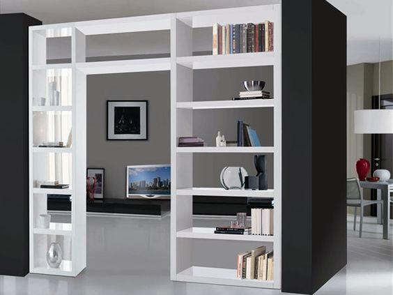Dividere 2 ambienti dentro casa in modo originale e for Idee per restaurare casa