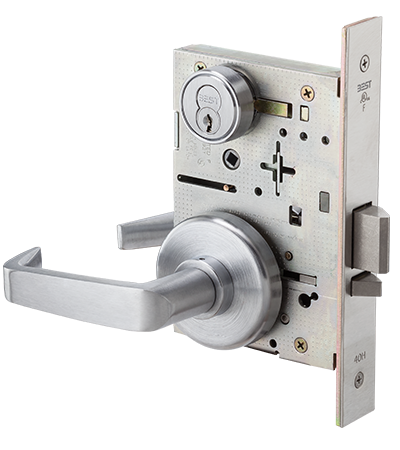 Best Access 40h Series Commercial Heavy Duty Mortise Lock Trim Kit Mortise Lock Commercial Steel Door
