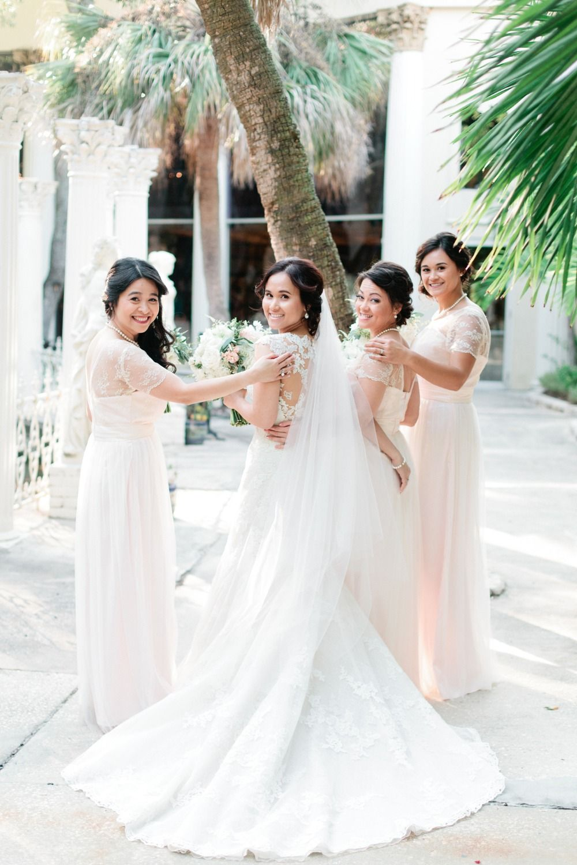 Luxury Pink and Gold Wedding in Florida | Luxury wedding, Backdrops ...