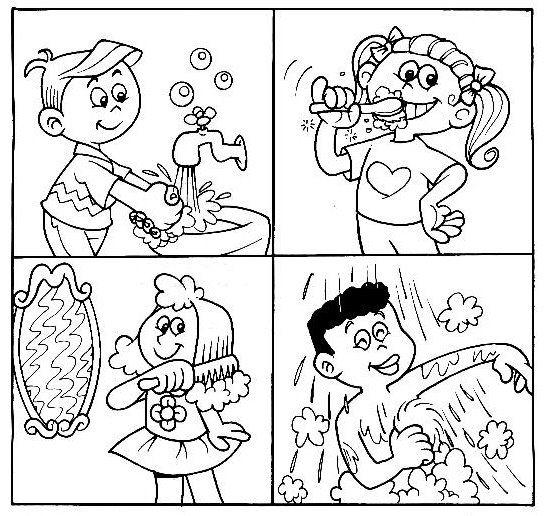 Pin De Mariana Pereda En Tortilla Habitos De Higiene