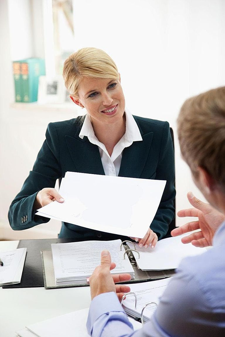 What Do You Do When a Potential Employer Asks for a
