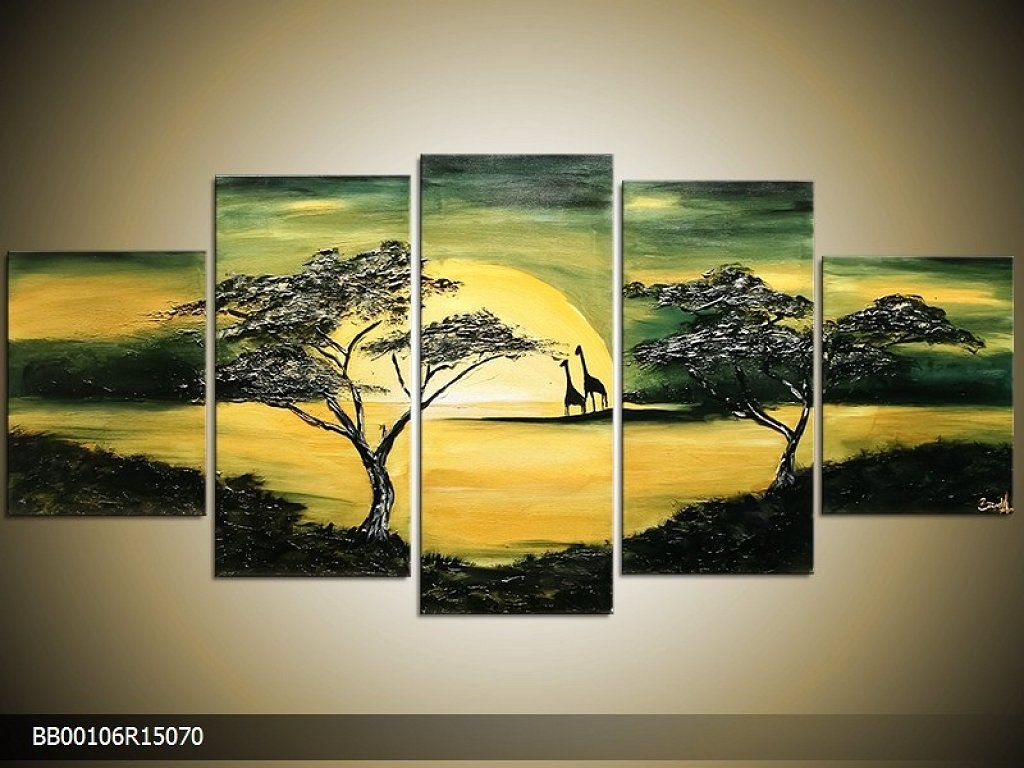 Cuadros pintados a mano de galeriamaster decorar tu casa for Cuadros pintados a mano