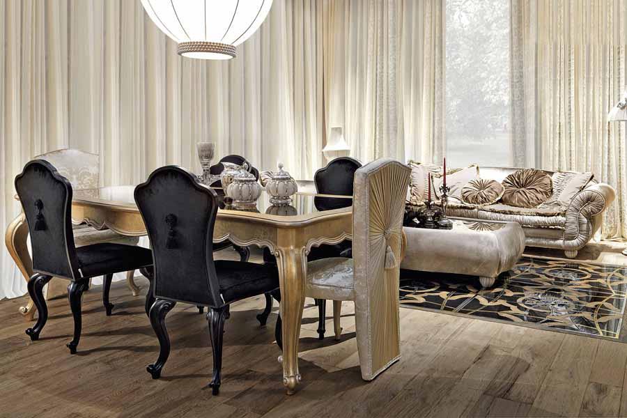 طاولات طعام وديكورات غرف طعام وغرف سفرة إيطالية فخمة ديكورات أرابيا In 2021 Home Decor Conference Room Table Furniture