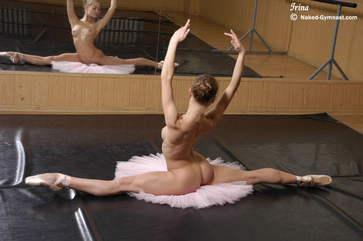 Naked ballet camera sexy excellent gallery