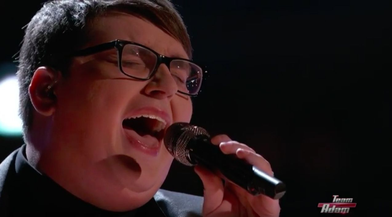 Jordan Smith Rings In The Season With Iconic \'Mary, Did You Know ...