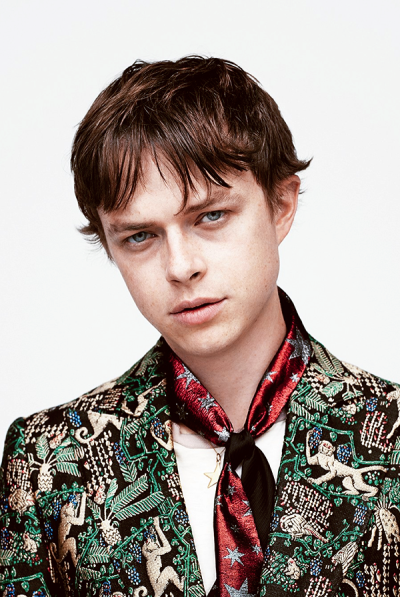 Dane DeHaan for Another Man S/S 15 by Willy Vanderperre