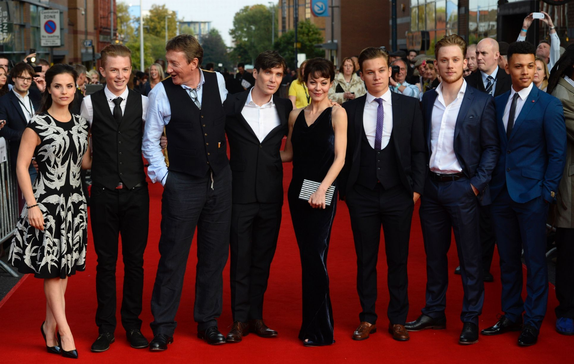 Image result for peaky blinders cast