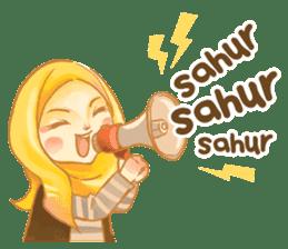Annisa Hijab Girl Ramadhan Edition By D Day Ramadhan Quotes Ramadan Kareem Pictures Cartoon Jokes