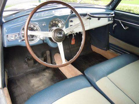 1956 Lancia Aurelia B20 S 1322 esemplare unico