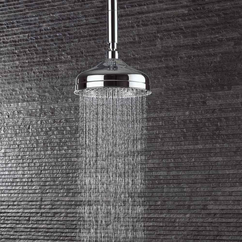 Crosswater Belgravia Fixed Shower Head Fixed Shower Head Water