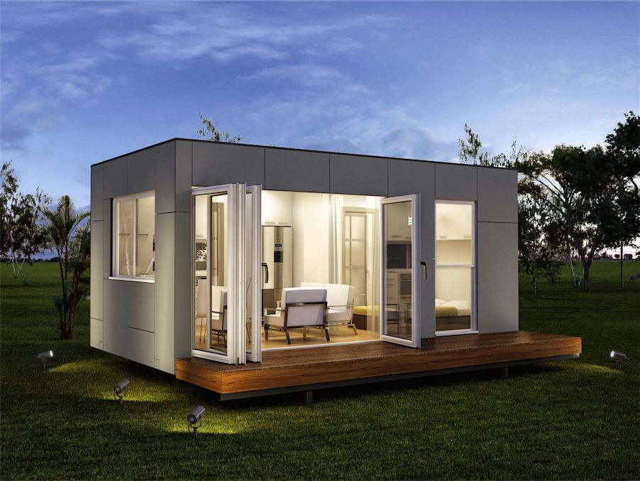 Nova deko international manufacturer of high quality for Modular granny flat california
