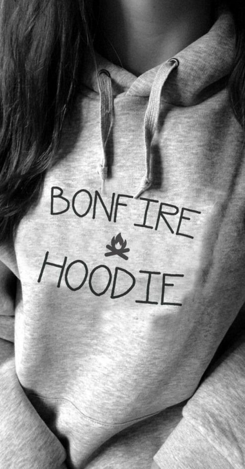 Bonfire Hoodie - Click Image to Purchase