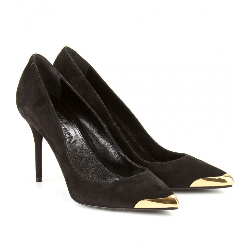Alexander McQueen Suede Pumps Outlet Cost Cheap Sale Largest Supplier Fashion Style Clearance Store Sale Online 9B2VQW