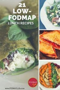 21 Really Easy Low-FODMAP Lunch Recipes images
