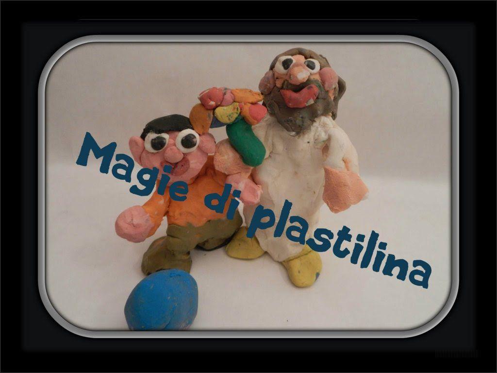 Plastilina Bambini ~ Sul mio canale youtube ho pubblicato dei video sulla tecnica