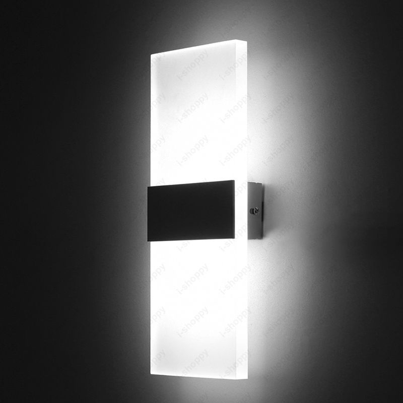 Modern Strip Acrylic Led Wall Lamp Led Wall Lamp Wall Mounted Lamps Led Ceiling Lights