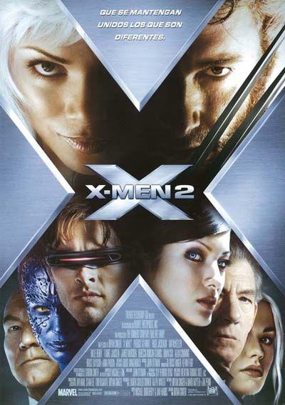 X Men 2 2003 Tt0290334 Esp Cps01 Peliculas De Superheroes Ver Peliculas Peliculas Marvel