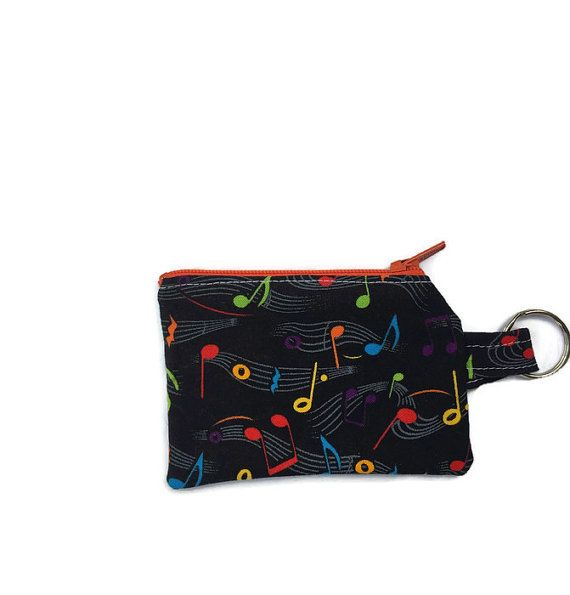 Boys Coin Purse, Keychain Wallet, Keychain Zippered Pouch, Kids Change Pouch, Keyring Change Bag,