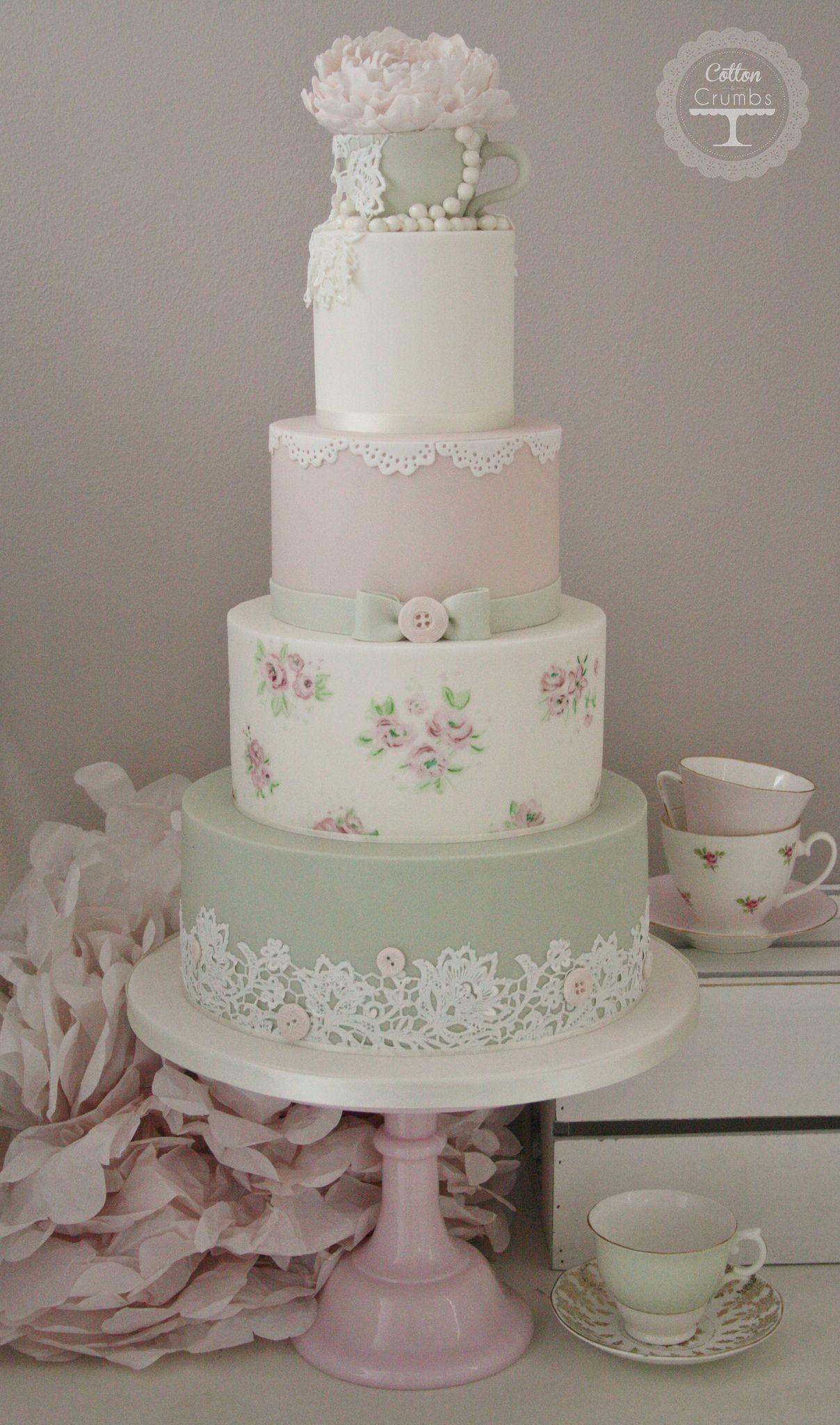 Tea cup wedding cake tea cup wedding cake and cups