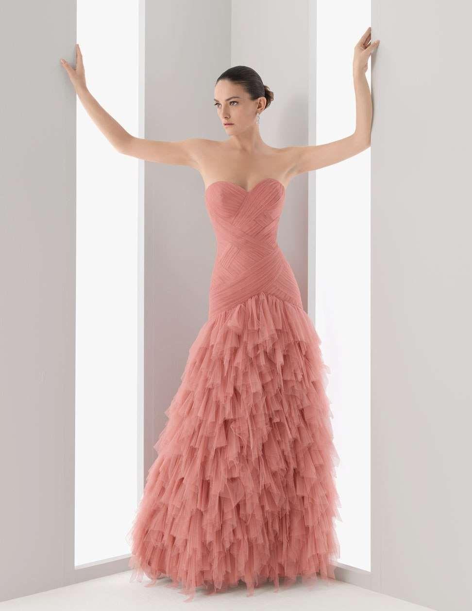 Único Sirena Vestidos De Fiesta De La Vendimia Elaboración ...