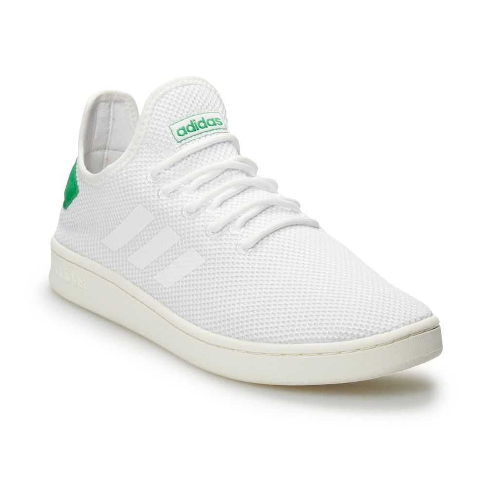 the best attitude 22673 35391 Adidas Court Adapt Mens Sneakers, White