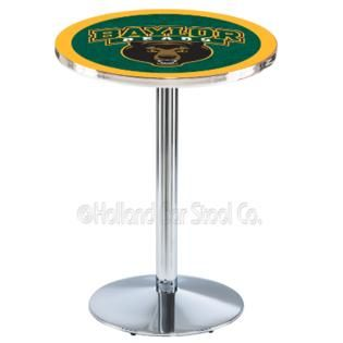 Holland Bar Stool L214S36Baylor 36 In. Stainless Steel Baylor Pub Table at Sears.com