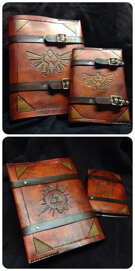 Probably something I really shouldn't get.  Because the leatherwork looks very nice, and drooling all over it probably wouldn't contribute to its longevity.
