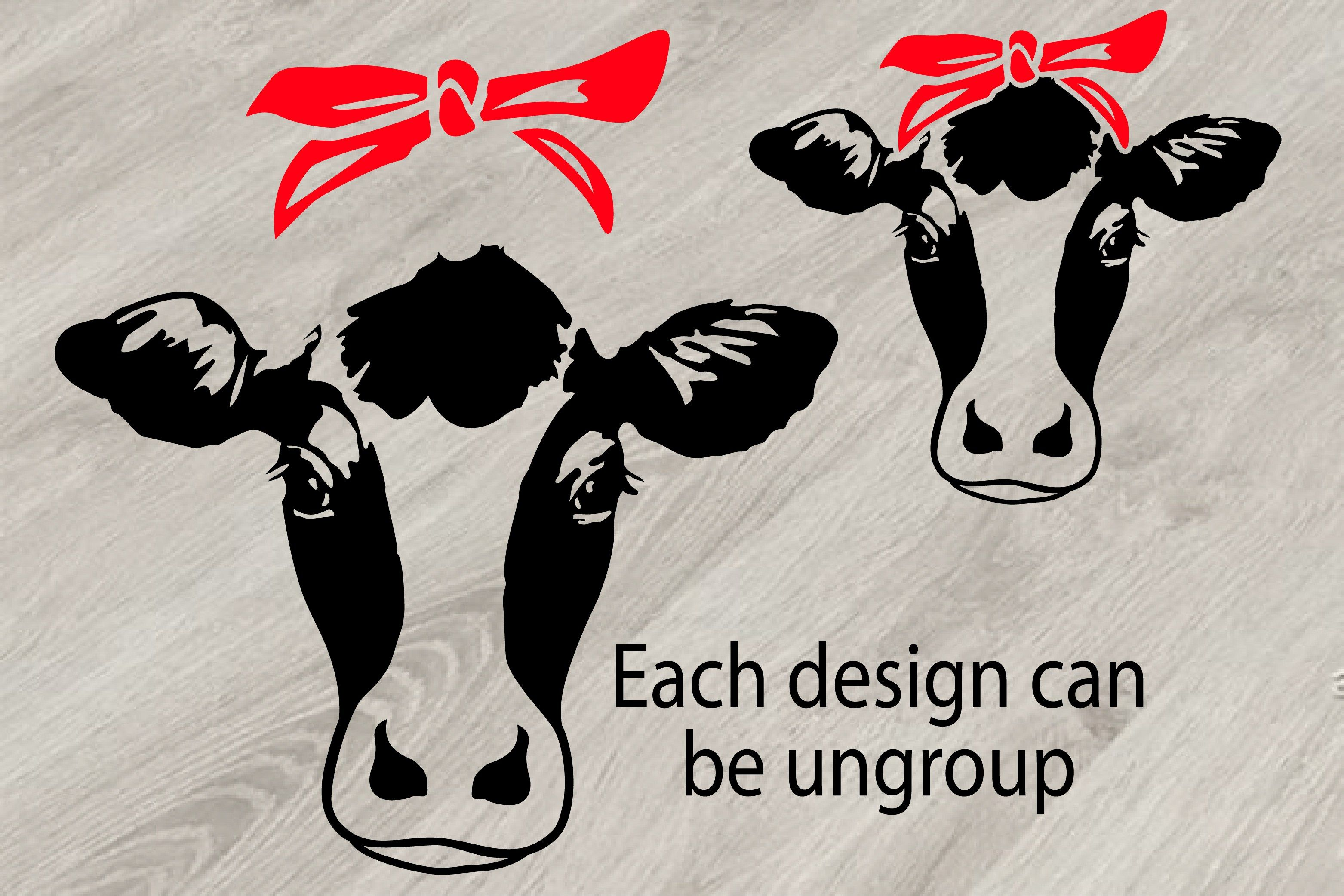 Cow Bandana Files Free Svg Free svg, Cricut projects