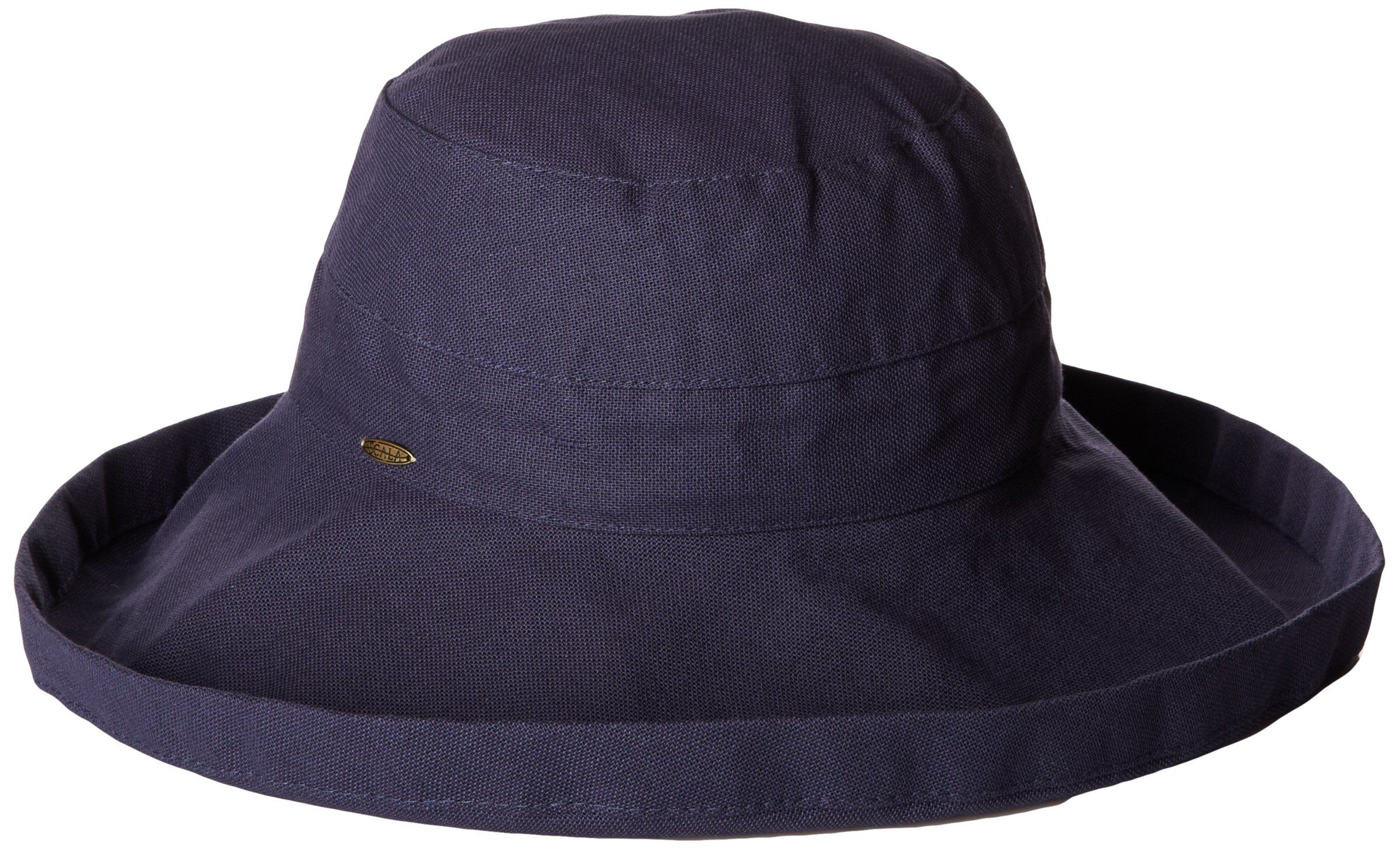 88b31027780 Scala Women s Cotton Big Brim Hat