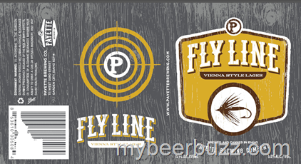 mybeerbuzz.com - Bringing Good Beers & Good People Together...: Payette Brewing - Fly Line Vienna Lager Coming To ...