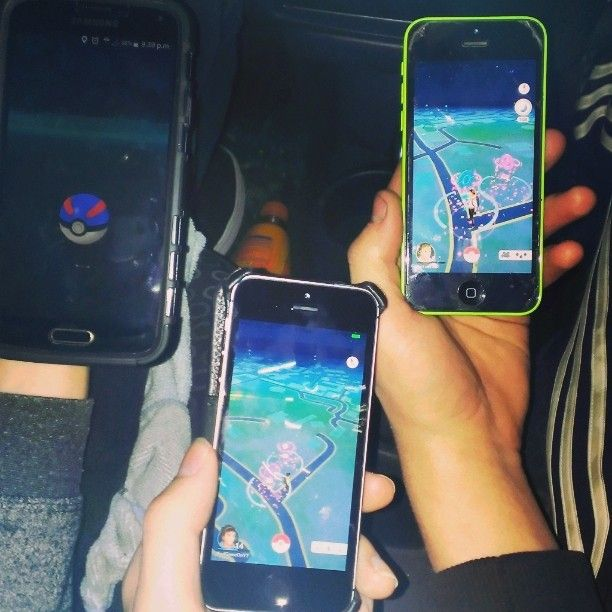 Hunting these #Pokemon for dayees' #PokemonGo #Awesome #Gamer #Gamerlife #Lads