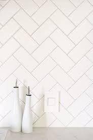 Image Result For Chevron Subway Tile Pattern White Subway Tile