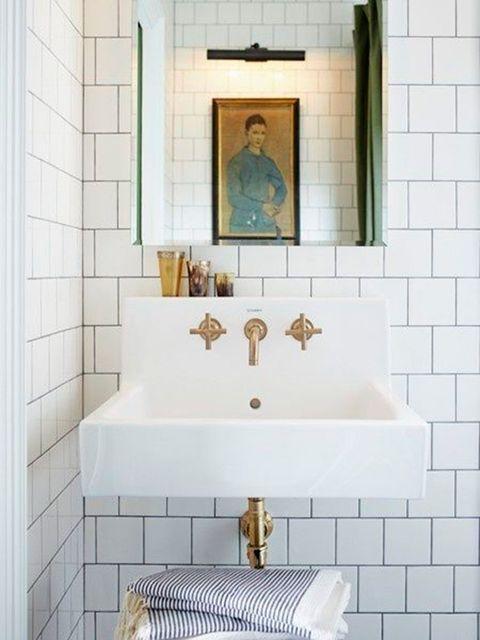 Photo of 15 baños que destacan por sus azulejos