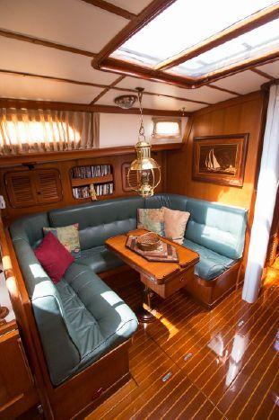 1990 Mason 44 Ta Shing Cutter Sail Boat For Sale - www ...