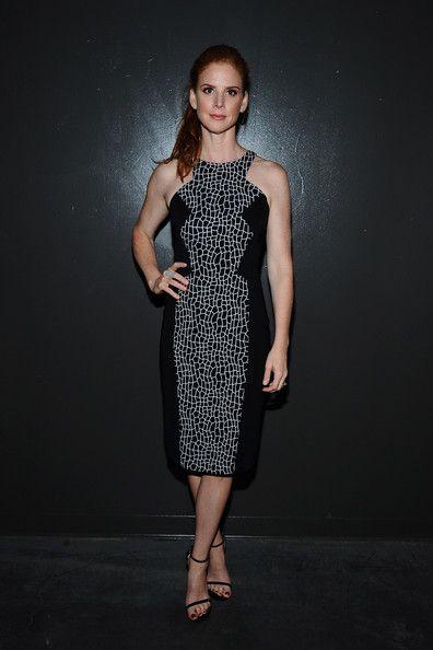 3debe78eb1e Sarah Rafferty - Jay Godfrey - Presentation - Mercedes-Benz Fashion Week  Spring 2015 Mais