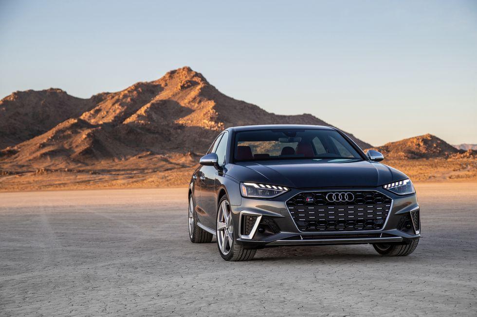 2020 Audi S4 Flies Quickly Under The Radar In 2020 Audi S4 Audi Sports Sedan