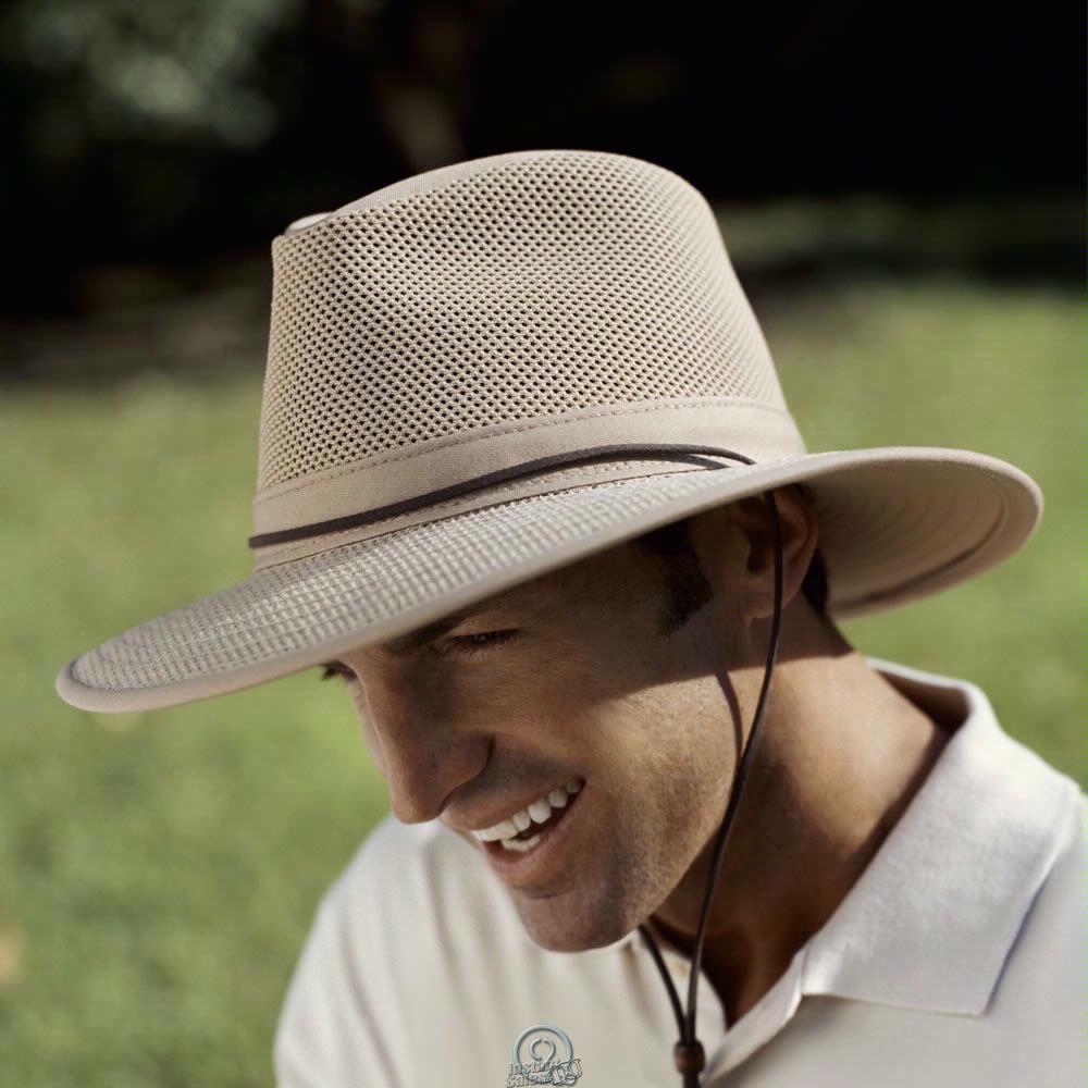 1b0503f544d0e Hammacher Men Henschel Hats Aussie Crushable Breezer Hat Large Khaki 7  1 4-7 3 8  fashion  clothing  shoes  accessories  mensaccessories  hats  (ebay link)