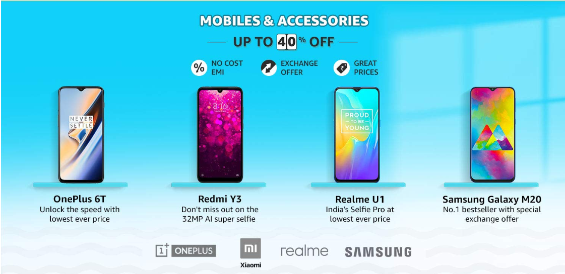 Amazon Summer Sale The Four Day Sale Is Being Held From May 4 To May 7 The E Commerce Giant Is Offering Early Preview To Pr Summer Sale Selfie Pro Consumers