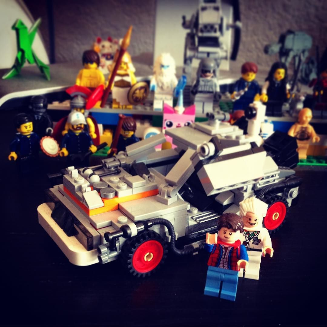 Happy Back to the Future Day everyone! October 21 2015 #BackToTheFutureDay #YesIAmThisGeeky #GeekLife