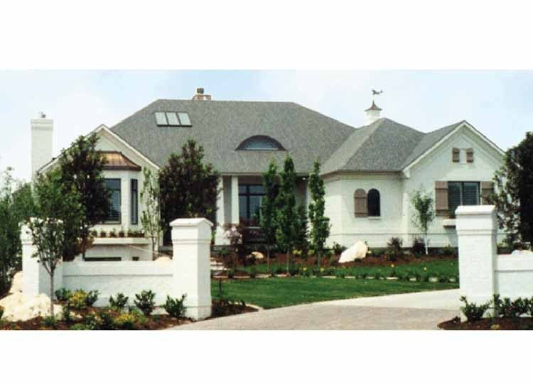 Eplans contemporary modern house plan contemporary european ramble home 3076 square feet and 1 bedroom from eplans house plan code hwepl74717
