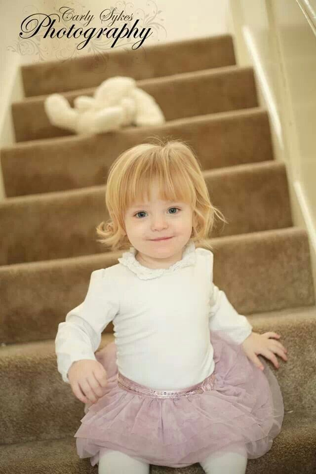 Toddler photography, cheeky girl happy