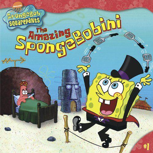 The Amazing Spongebobini (Turtleback School & Library