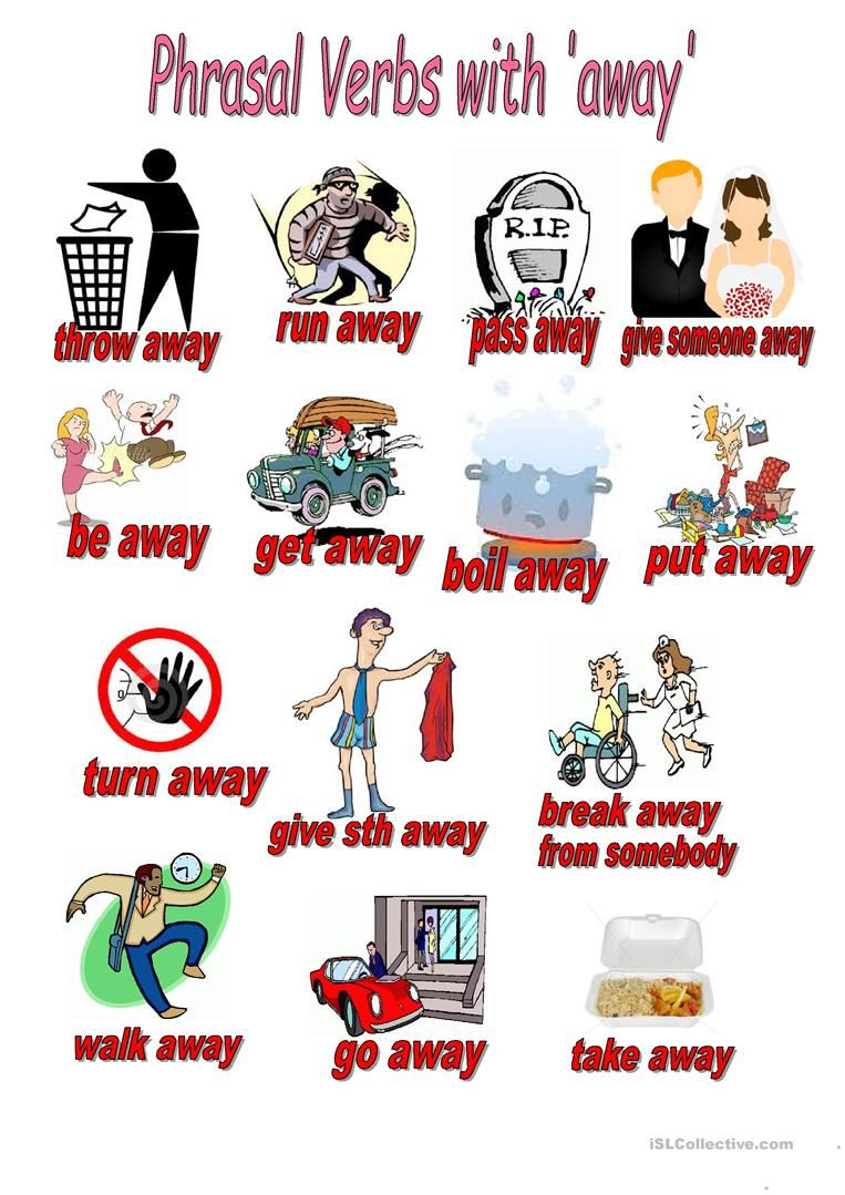Phrasal Verbs With Away Worksheet Free Esl Printable Worksheets Made By Teachers English Phrases Advanced English Vocabulary English Verbs [ 1079 x 763 Pixel ]