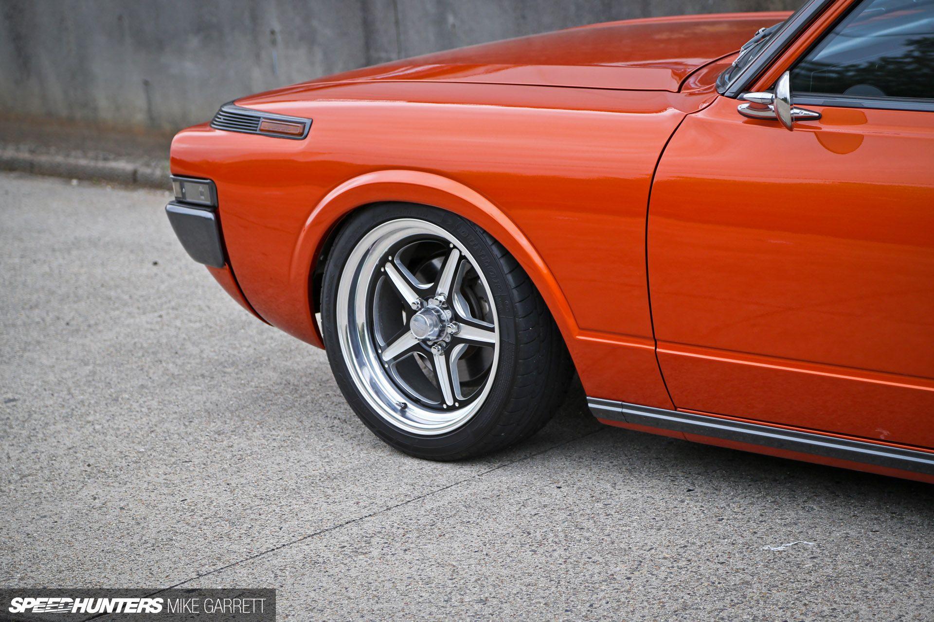 1970s Toyota Crown station wagon