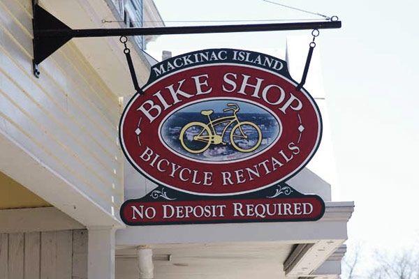 Mackinac Island Bike Rental Mackinac Island Mackinac Mackinaw